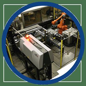 Balliu Laser machine Duitsland Germany Buizensnijder met robotica