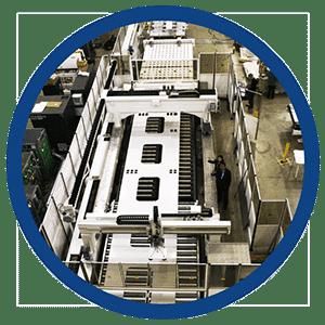 LCW 7000 gecombineerde lasersnij- en laserlas machine voor treinwagons