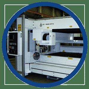 Balliu Laser machine Zuid-Afrika South Africa Machine voor het snijden van vlak & buismateriaal met een CO2-laser